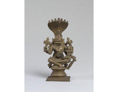 Narasimha (Vishnu's 4th avatara)