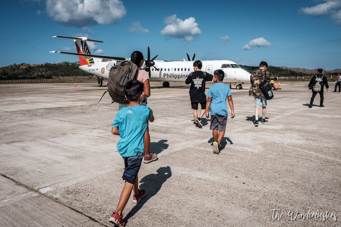 Flying Domestic in the Philippines