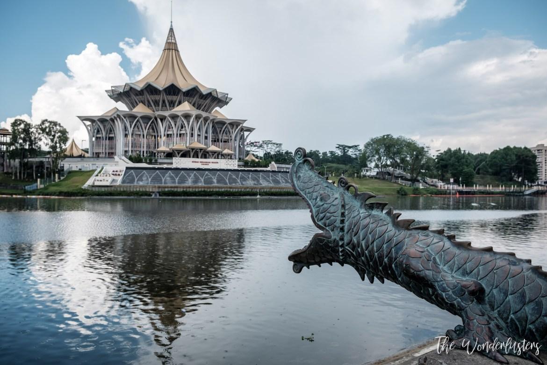 Sarawak State Legislative Building
