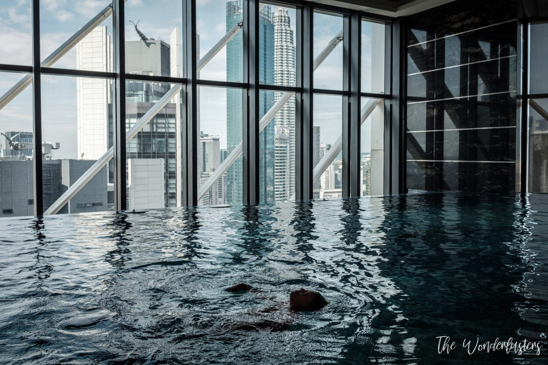 Swimming Pool at Element Kuala Lumpur Hotel