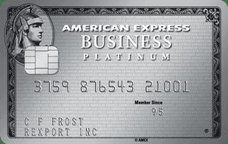 The Business Platinum card
