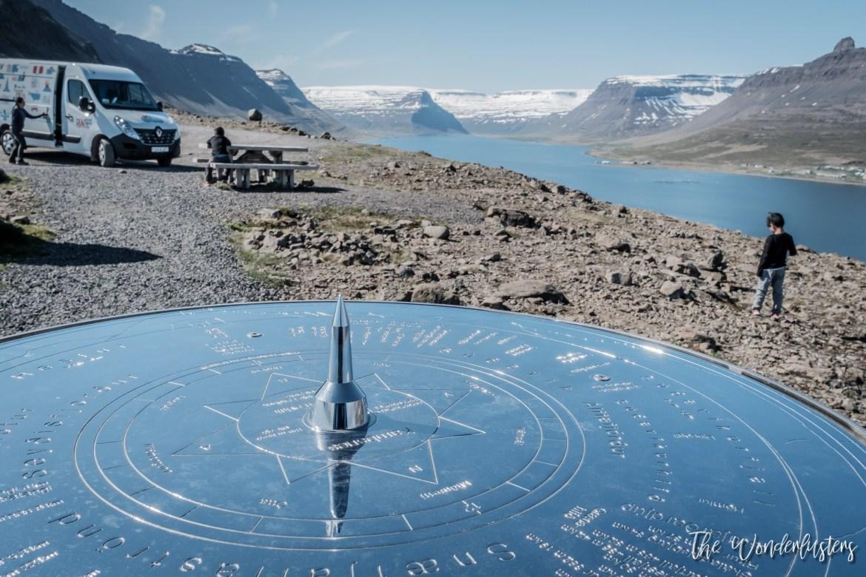 The Westfjords Peninsula
