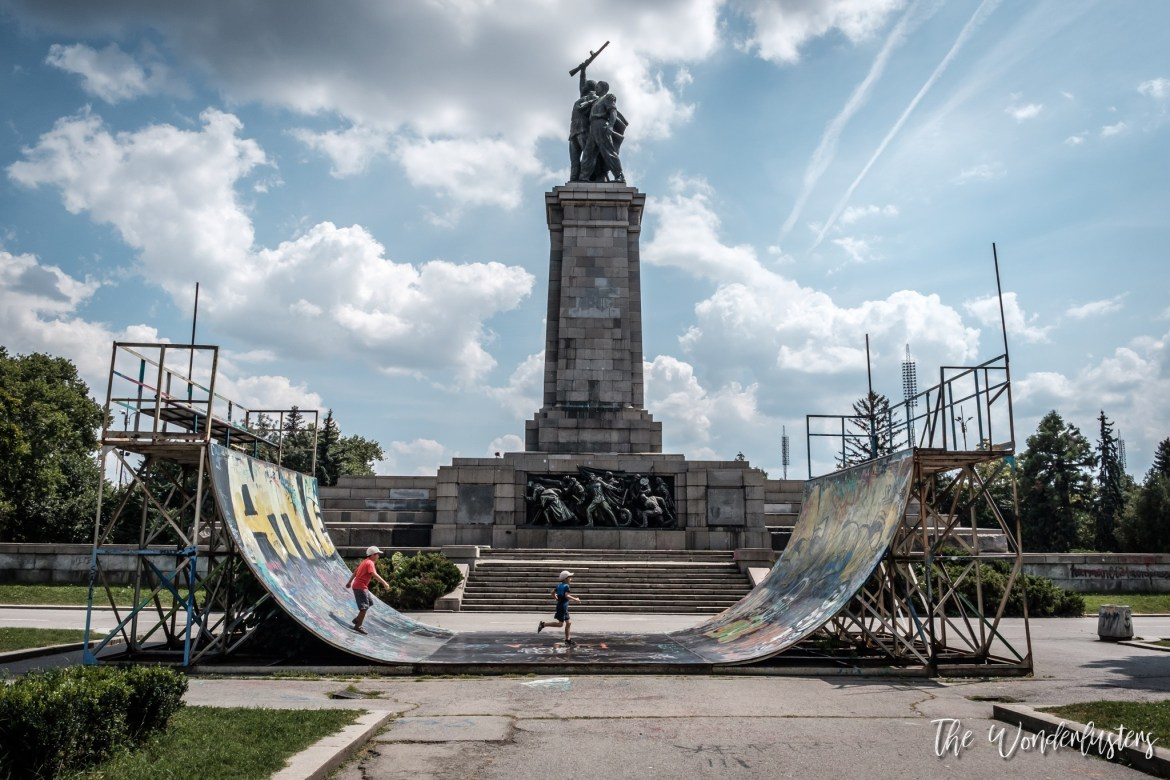 Monument to the Soviet Army