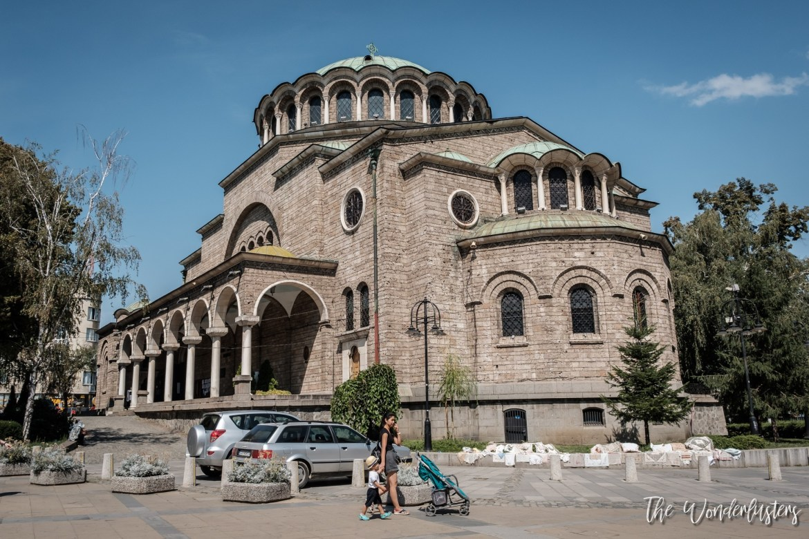 Saint Nedelia Cathedral