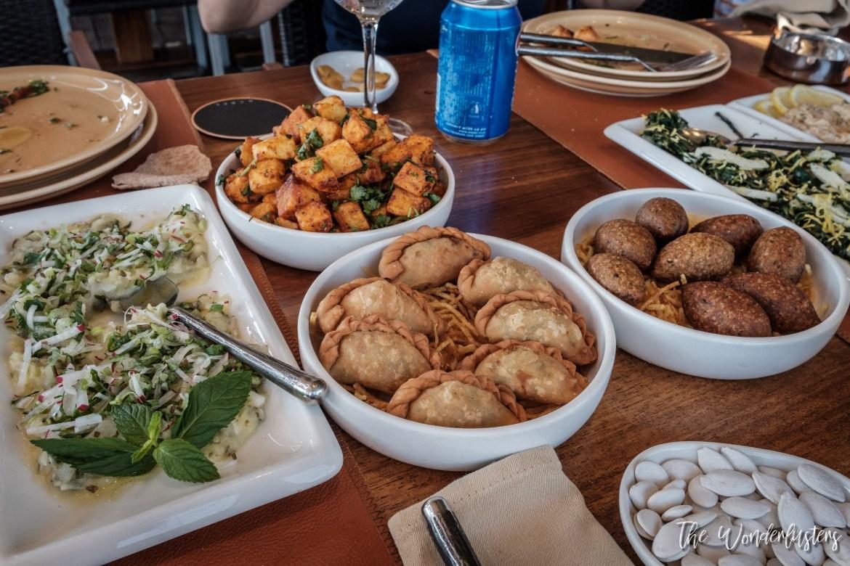 A Lebanese Mezze