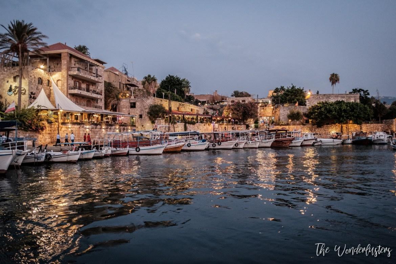 Port of Byblos