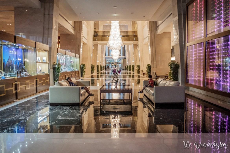 JW Marriott Ankara Main Hall