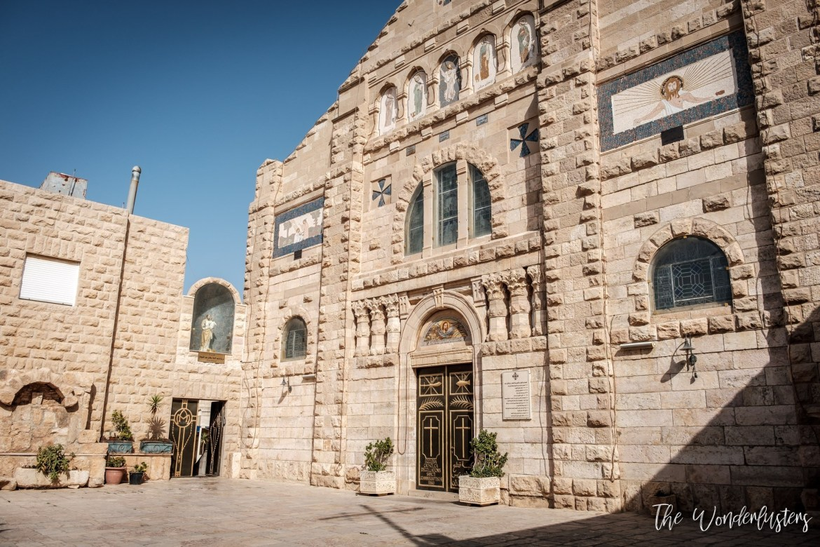 Church of the Beheading of John the Baptist, Madaba