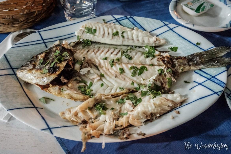 A Fish Platter