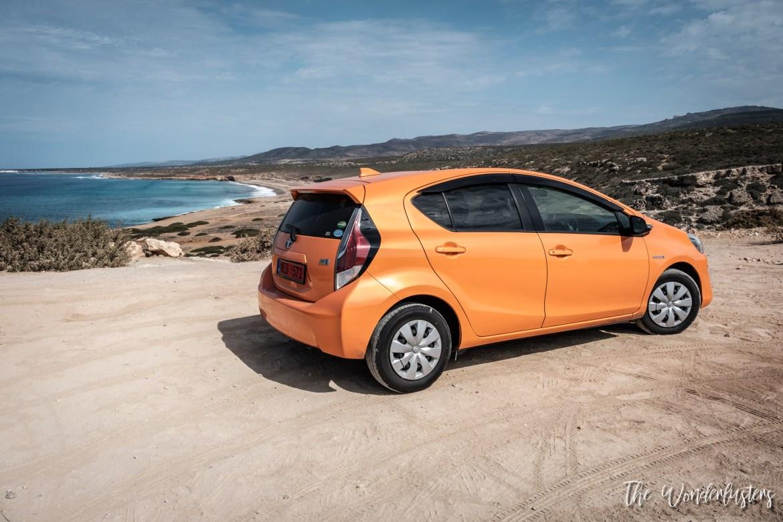We drove a Toyota Prius C Hybrid