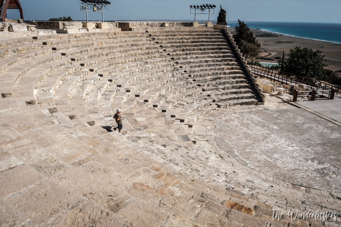 Kourion Ancient Theater