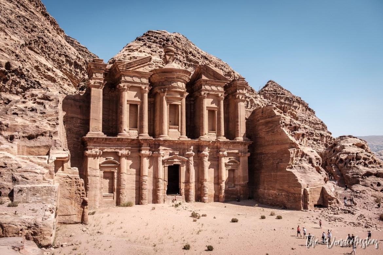 Petra - The Monastery