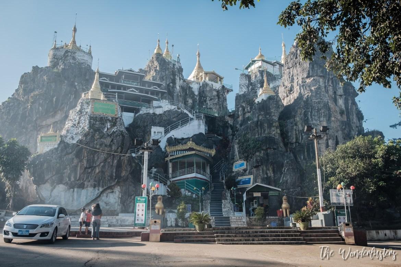Taung Kwe Pagoda, Loikaw