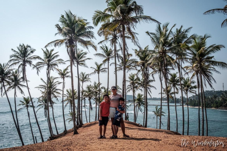 Mirissa Coconut Tree Hill