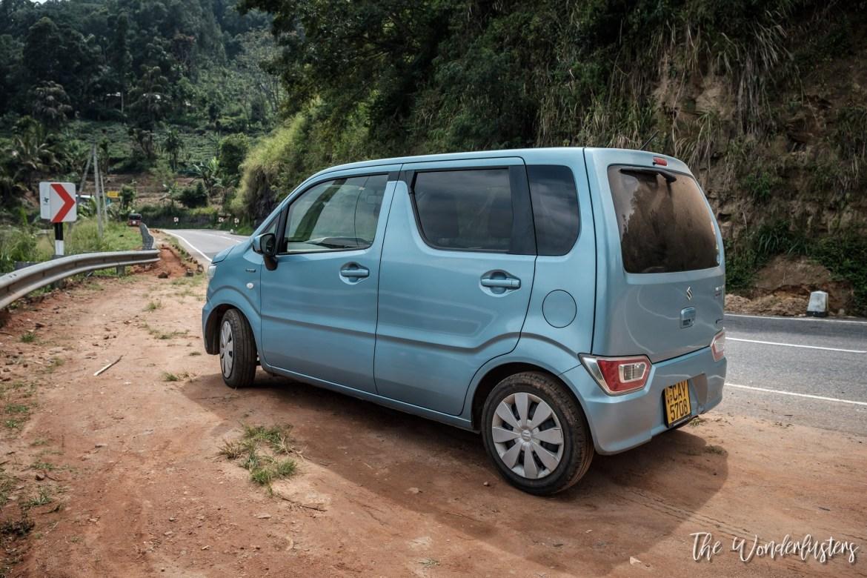 Suzuku Wagon R