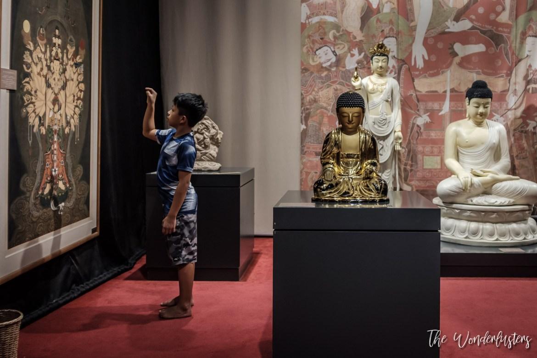World Buddhist Museum, Kandy