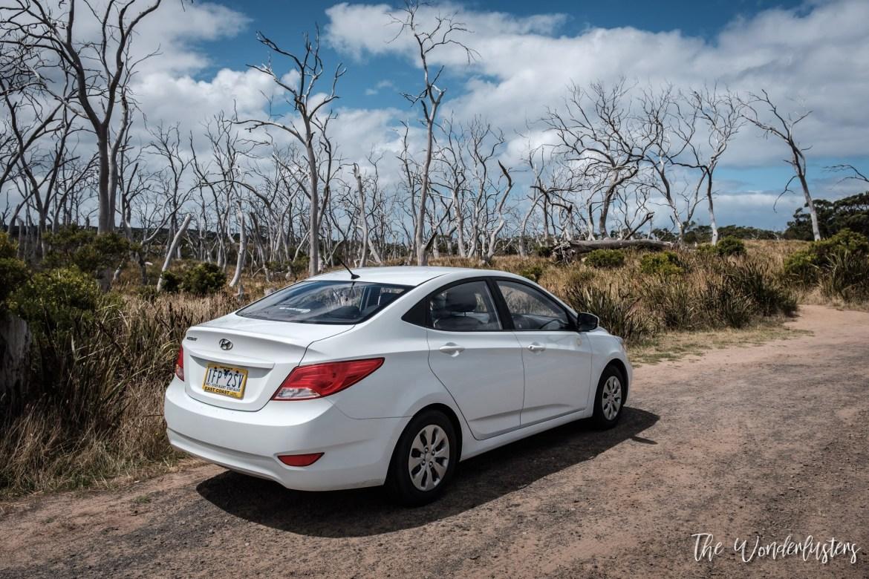 Hyundai Accent in Melbourne