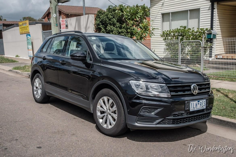VW Tiguan in Sydney
