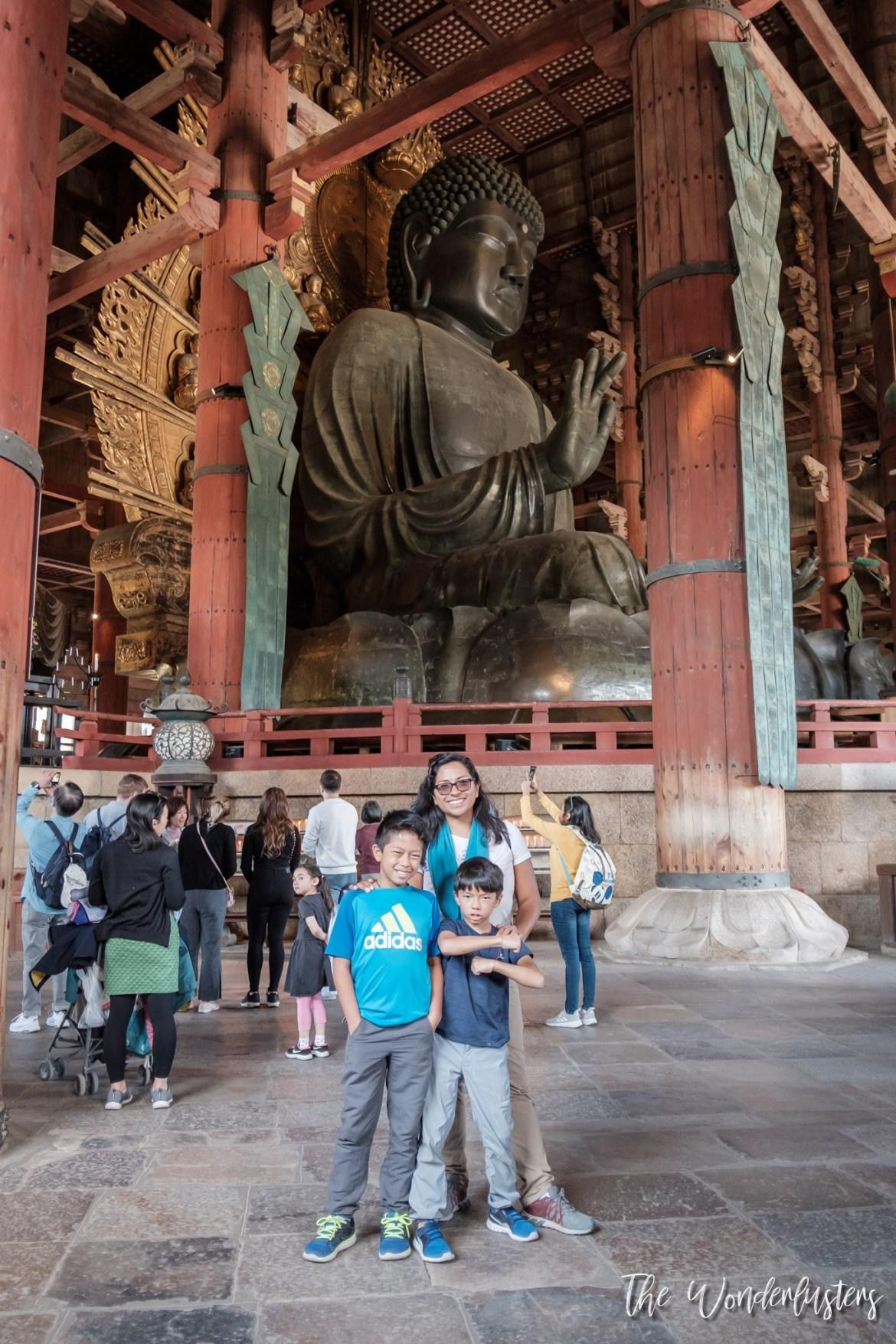 Tōdai-ji Buddha