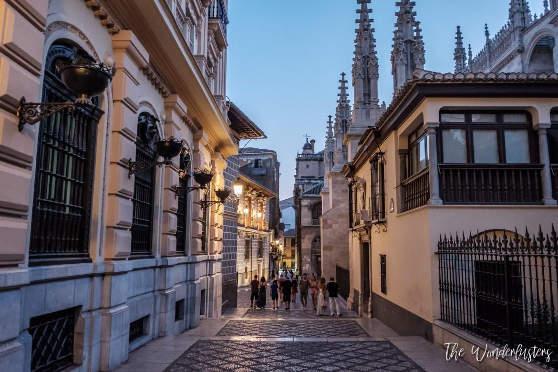 Dowtown Granada
