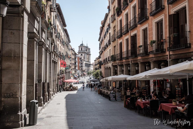 Madrid Historical Center