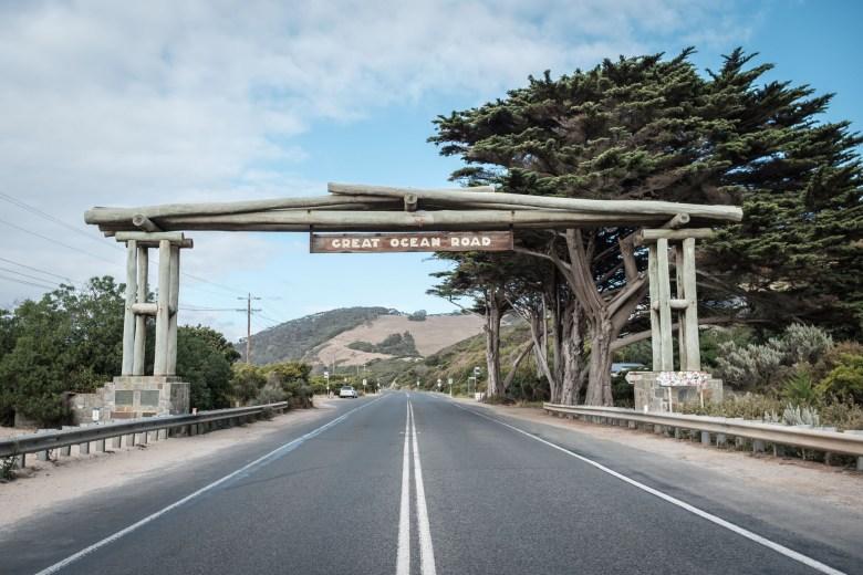 Australia Great Ocean Road 01