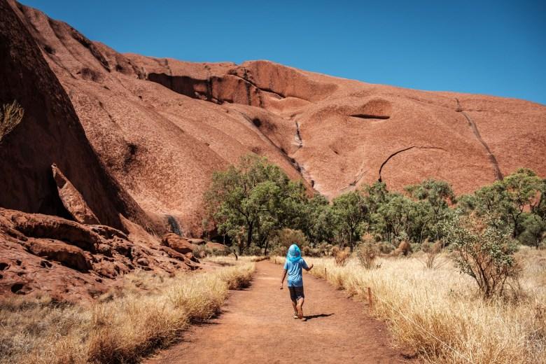 Australia Uluru 62