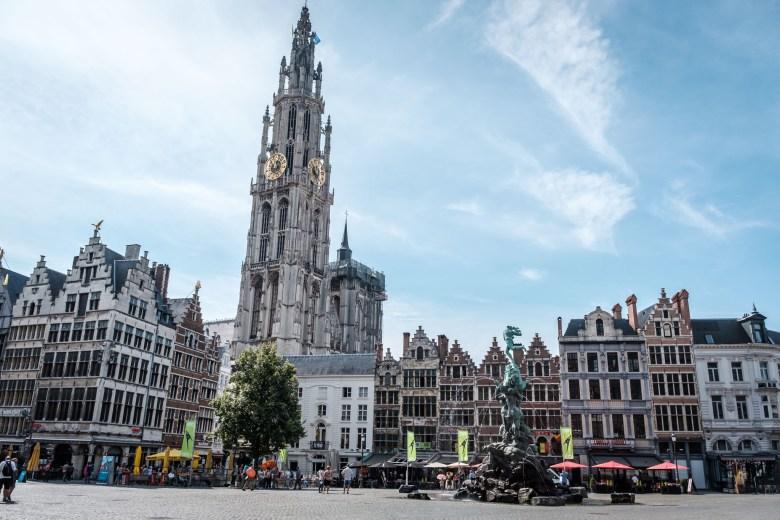 Belgium Antwerp 1