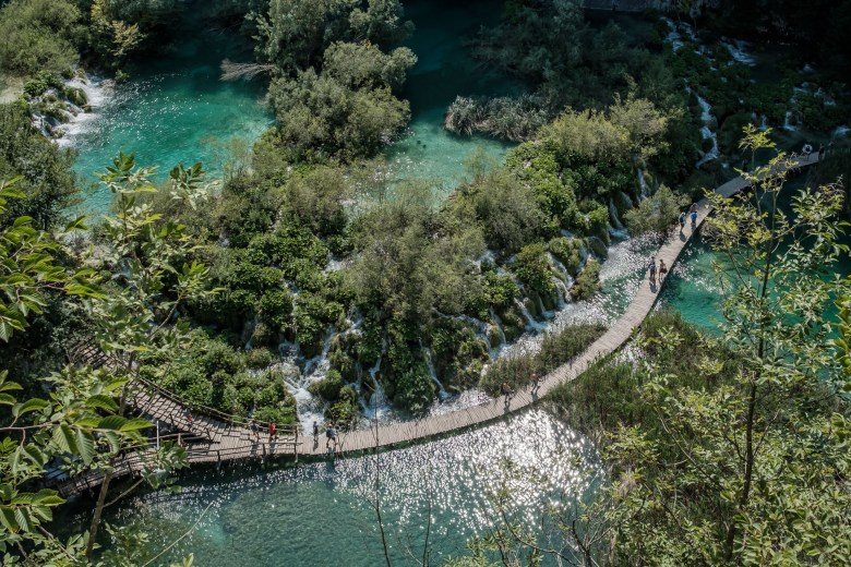 Croatia Plitvice Lakes 06