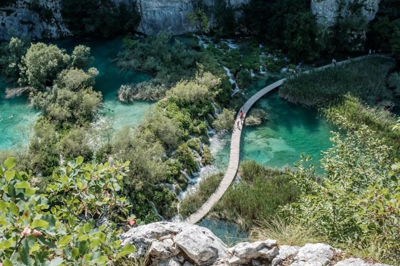 Croatia Plitvice Lakes 08