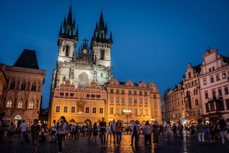 Czechia Prague 14