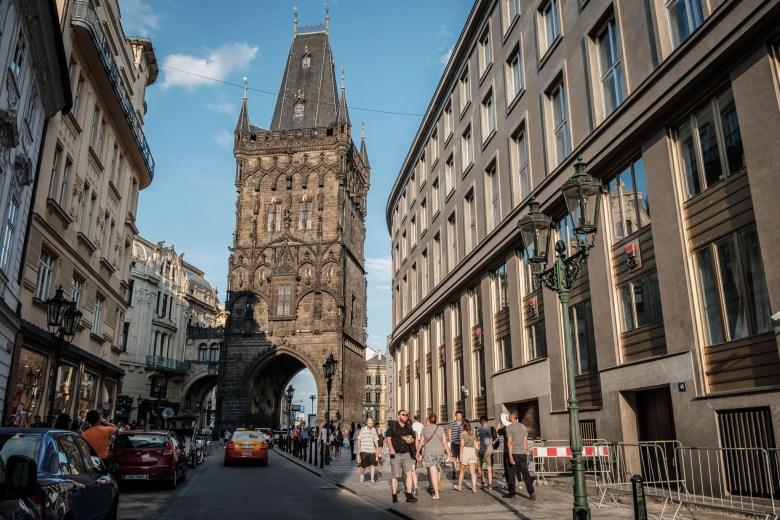 Czechia Prague 50