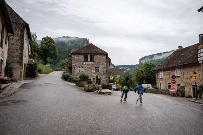 France Baume les Messieurs 05