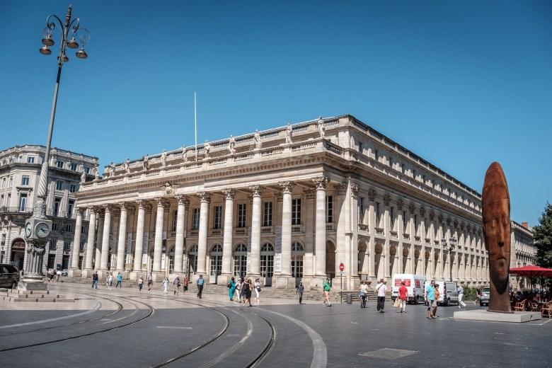France Bordeaux 40