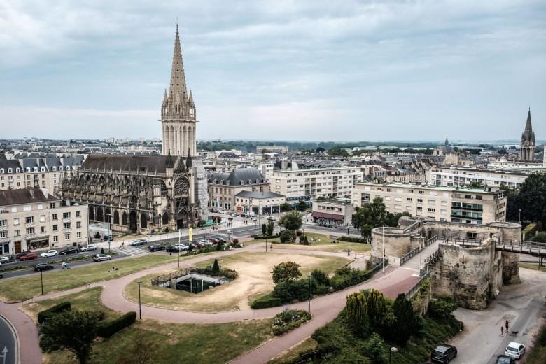 France Caen 3
