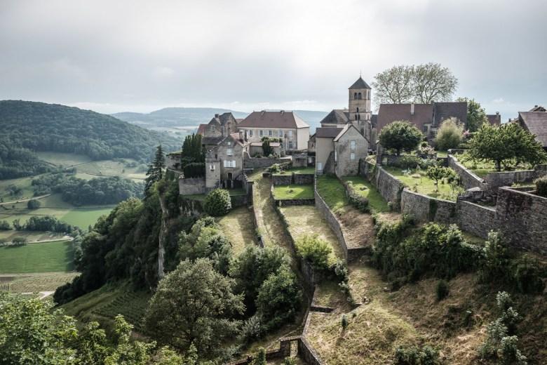 France Chateau Chalon 8