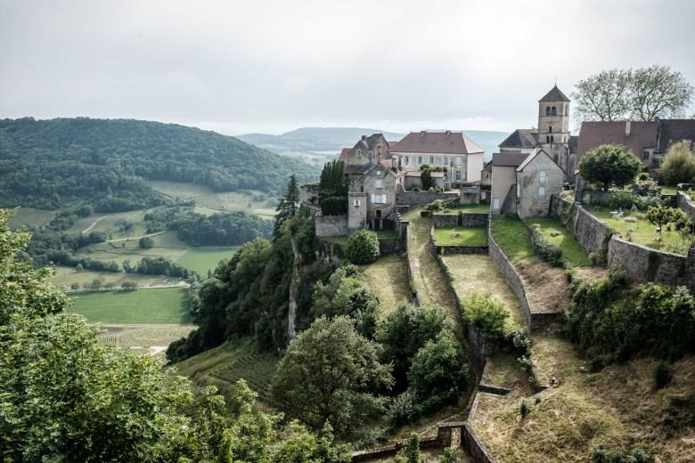 France Chateau Chalon 9