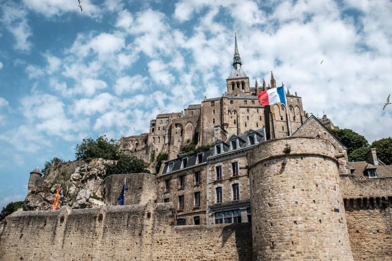France Mont Saint Michel 09
