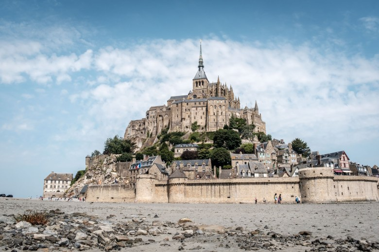 France Mont Saint Michel 11