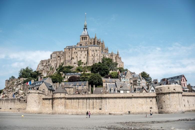 France Mont Saint Michel 13