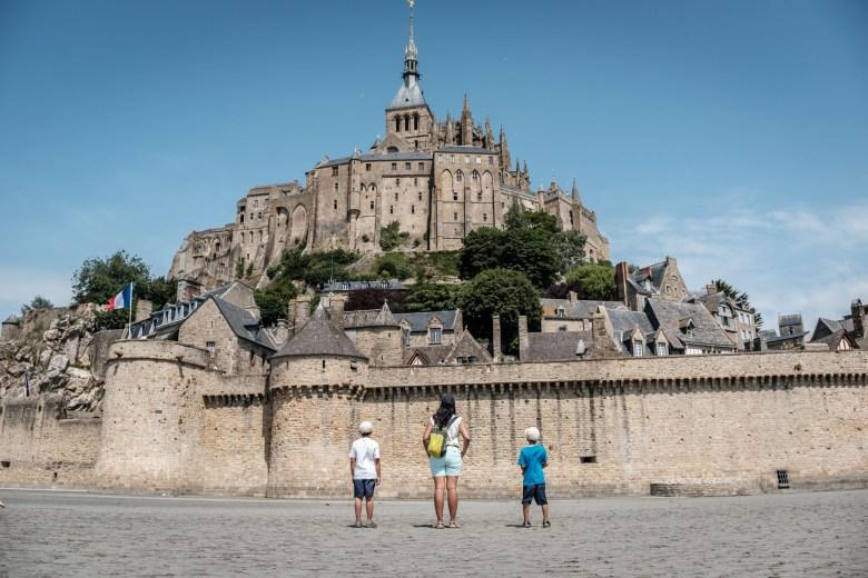 France Mont Saint Michel 17