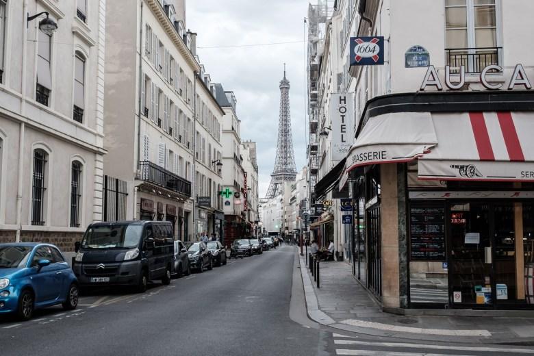 France Paris 16