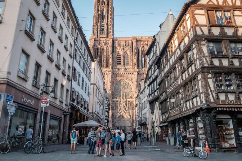 France Strasbourg 17