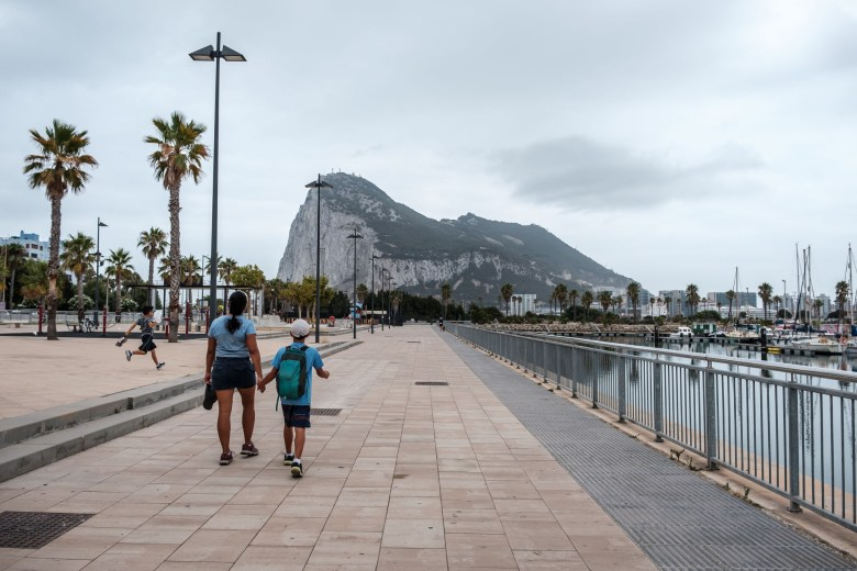 Gibraltar Rock 09
