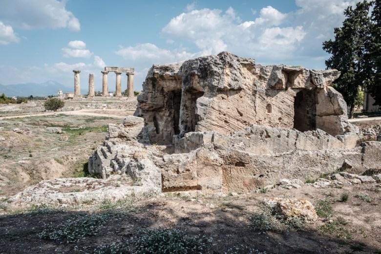 Greece Corinth 06