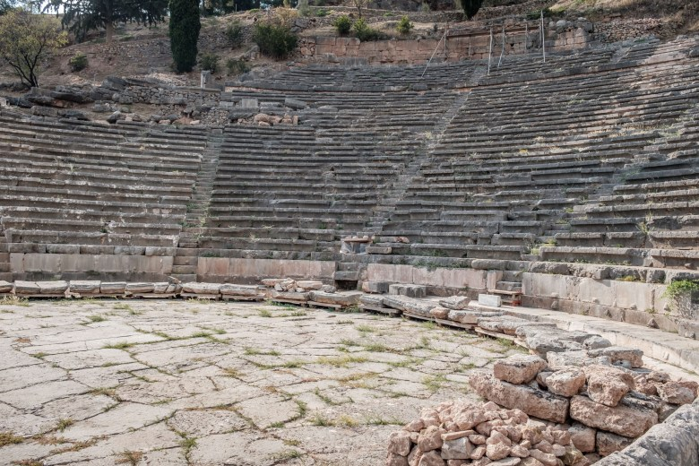 Greece Delphi 22