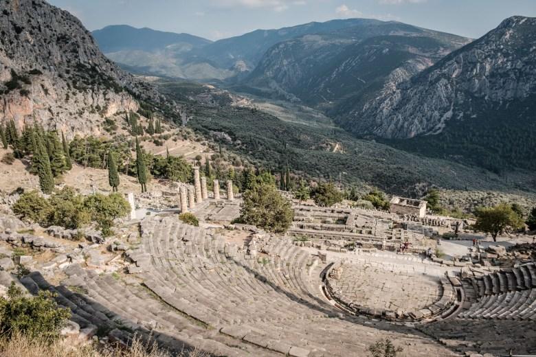 Greece Delphi 25