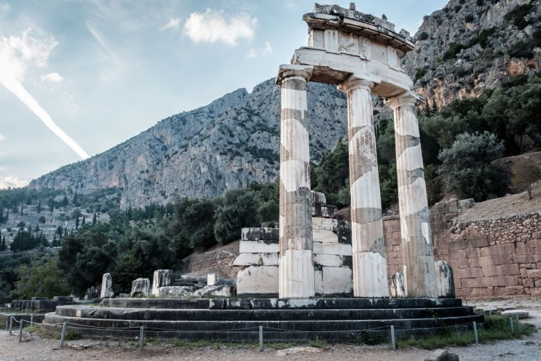 Greece Delphi 34