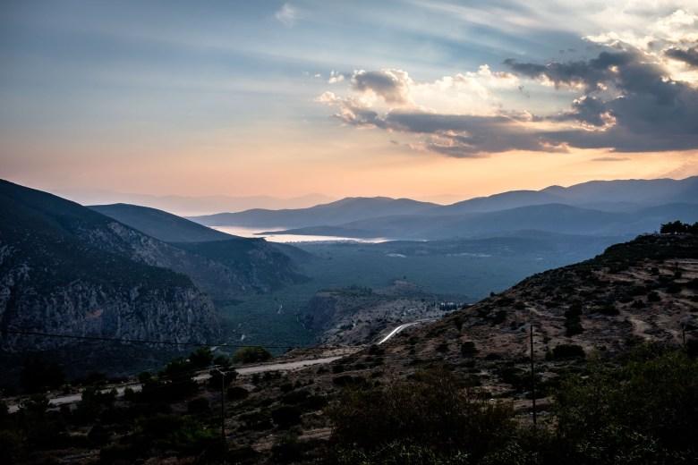 Greece Delphi 38