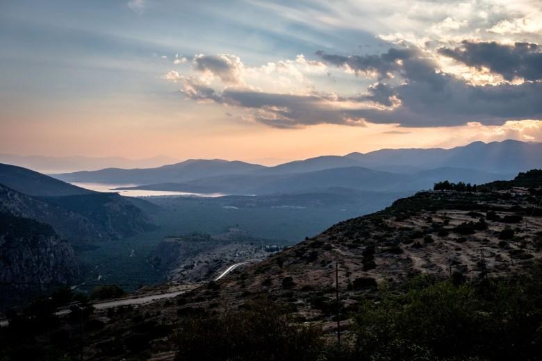 Greece Delphi 39